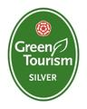 Green Tourism Silver logo